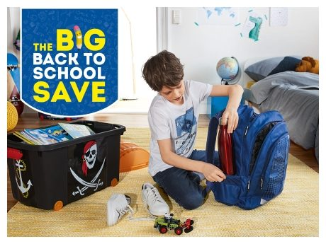 Back to School at Lidl
