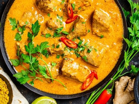 David's Turkey Curry