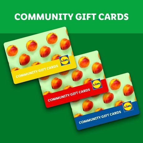 Community Gift Card