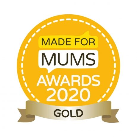 Made For Mums Awards 2020 Gold