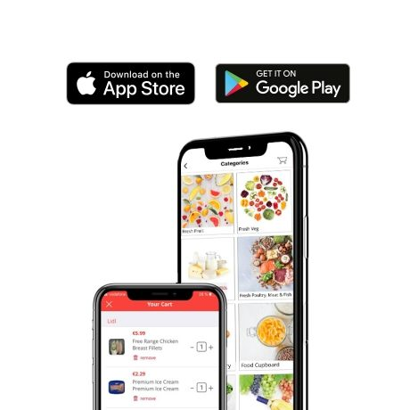 Download buymie from the app store